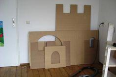 castle bed with slide wood plans Disney Furniture, Diy Kids Furniture, Home Decor Furniture, Ana White, Kura Ikea, Castle Bed, Loft Plan, Bed With Slide, Princess Room