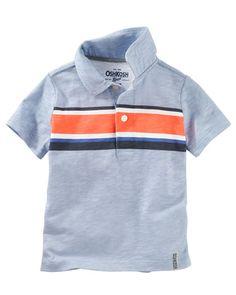 CARGO BAY Boys Polo Shirt T-Shirt Top Button Down Collar Short Sleeve Kids New
