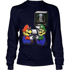 Mario and Luigi play NES! #gift #ideas #Popular #Everything #Videos #Shop #Animals #pets #Architecture #Art #Cars #motorcycles #Celebrities #DIY #crafts #Design #Education #Entertainment #Food #drink #Gardening #Geek #Hair #beauty #Health #fitness #History #Holidays #events #Home decor #Humor #Illustrations #posters #Kids #parenting #Men #Outdoors #Photography #Products #Quotes #Science #nature #Sports #Tattoos #Technology #Travel #Weddings #Women