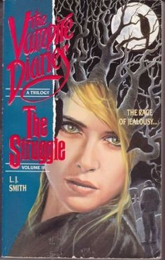 Love The Stacks - The Vampire Diaries: The Struggle by L.J. Smith, $1.00 (http://www.lovethestacks.com/the-vampire-diaries-the-struggle-by-l-j-smith/)
