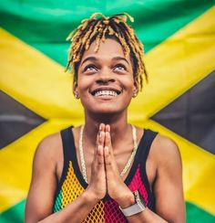 """Koffee team up with Canadian R&B singer, Daniel Caesar, on the remix for """"Cyanide."""" Canadian singer Daniel Caesar released his sophomore Reggae Music Videos, Reggae Artists, Music Artists, Daniel Caesar, Summer Playlist, Dancehall Reggae, Barack And Michelle, Thinking Day, Stevie Wonder"""