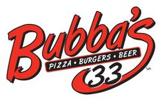 Bubba's 33 | Pizza, Burgers, Beer | Location List - WACO TX