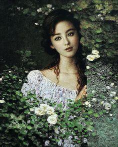xie chuyu art | Xie Chuyu - Paintings Drawings Art