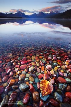 Glacier National Park, Lake McDonald (photography by Jason Savage)