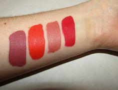 NOUVEL ARTICLE : je donne mon  avis sur les rouges à lèvres sans transfert de chez Sephora !   #lipstick #lips #beauty #makeup #makeupaddict #matlipstick #sephora #sephoracosmetics #blogging #blog #blogpost #blogger #autumn2016 #autumn #france #wordpress #girl #pinterest #girls