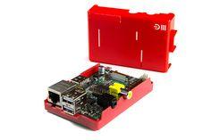 Raspberry Pi and ModMyPi Case (Model B 512MB RAM) Raspberry, Model, Products, Scale Model, Raspberries, Models, Template, Gadget