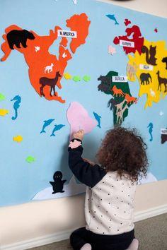 The Ultimate Montessori Friendly Toy list! Montessori friendly toy and gift ideas for babies, toddlers and preschoolers! Montessori Classroom, Montessori Toddler, Montessori Activities, Learning Activities, Geography Classroom, Dinosaur Activities, Teaching Geography, Ways Of Learning, Learning Spanish