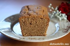 UTROLIG BRA at det finnes oppskrift på en deilig kake som det bare tar 45 sekunder å røre sammen! Banana Bread, Baking, Food, Baking Soda, Bakken, Essen, Meals, Backen, Yemek