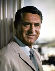 Cary Grant in Charade