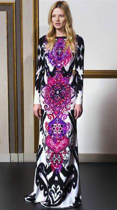 Pre-Fall: Emilio Pucci - 2014 - Vogue Portugal