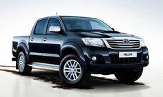 #Toyota #Hilux4puertas. El pickup duro, versátil y cómodo.