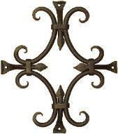 House Main Gates Design, Gate Design, Door Design, Cabin Design, Bar Fancy, Window Bars, Rustic Hardware, Wrought Iron Doors, House Front Door