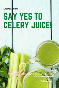 "I know what you're thinking- ""celery!? It's essentially all water."" – and you're entirely correct. However, while celery may be 95% water, that other 5% when paired with it works wonders. Sometimes the simplest things can do the most. Read on to learn about the amazing benefits of celery juice and why it's having a moment rn!"