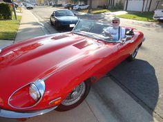 Robin's 1970 Jaguar E-Type Convertible - AutoShrine Registry