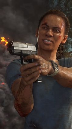 Nadine Ross | Uncharted: The Lost Legacy