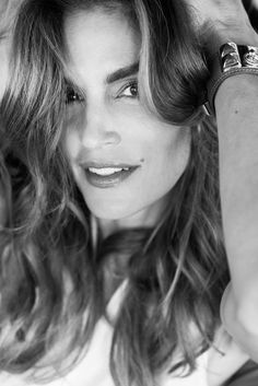 Guys, we're etching this one on our tombstone. http://www.thecoveteur.com/cindy-crawford/