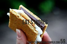 eat s'mores