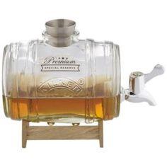 Kilner® Baril à decanter / distributeur de boissons et liqueurs ( 1 litre )