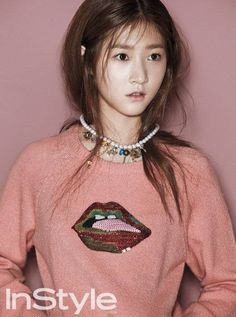 Child actress Kim Sae Ron showed that she had blossomed into a beautiful young lady in a recent phot