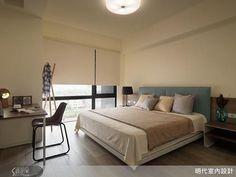 空間感倍增,能量延伸的清新20坪小宅