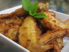 越式香芧雞翼