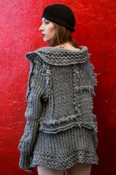 by 'SALANIDA hand knitted' , Lithuania