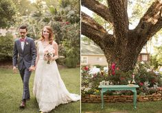 Vintage Texas wedding   photo by Jackie Ray Photography   100 Layer Cake