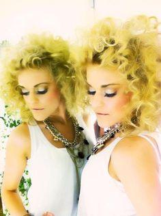 Elle Du Jour .... Hair & Photography by Adrianne Henkel...Makeup by Neil Pleskovitch