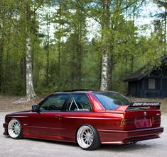 BMW E30 M3 so clean