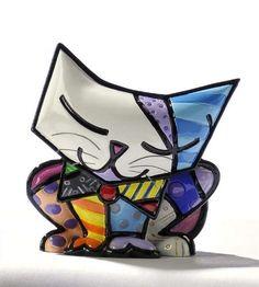 Romero Britto Mini Sugar Cat Figurine Romero Britto http://www.amazon.com/dp/B004TD8YNY/ref=cm_sw_r_pi_dp_KiZPvb0BRZHQF