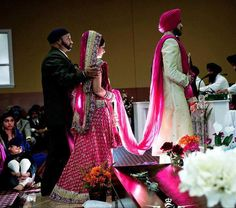dulhan indian pakistani bollywood bride desi wedding dulha groom sikh punjabi