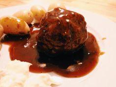 Boulets sauce lapin de Liège : Recette de Boulets sauce lapin de Liège - Marmiton