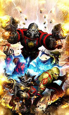 Guardians of the Galaxy (2008 team) - Wikipedia, the free encyclopedia