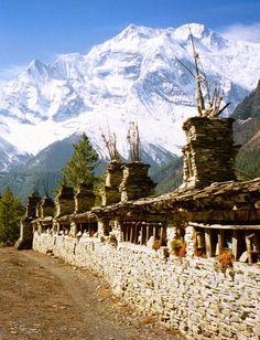 #Annapurna Round #Trekking in Nepal
