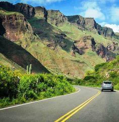 Route to Cachi, Salta. Argentina