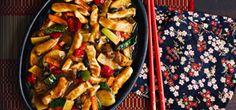 Chicken in black bean sauce - Recipes - Slimming World