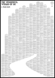 Stunning spineless classics print...a lovely way to introduce text into a kids room