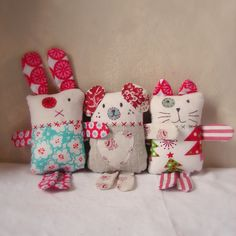 Roxy Creations: Softies