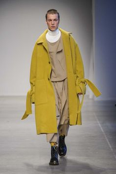 Male Fashion Trends: Miaoran Fall-Winter 2017 - Milan Fashion Week