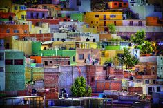 Zacatecas, Mexico. One of the most Colorful cities in the world.