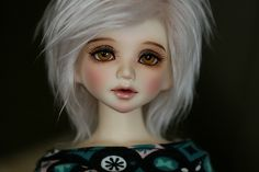 Thanks Ewa :)  She needs new eyes and wigs, but I have to wait til I gt paid :P