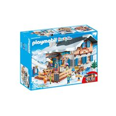 9280 Chalet avec skieurs Playmobil marron – En route pour un casse-croûte dans … 9280 Chalet with Playmobil brown skiers – On the way to a snack in the cozy ski chalet. Visitors take the opportunity to take a short break and enjoy a delicious snack. Playmobil Toys, Play Mobile, Petites Tables, Build A Snowman, Ski Chalet, Short Break, Cozy Bed, Day Off, Hygge