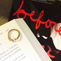pencil ring, AFTER US, & BEFORE YOU #BookQuotes #BeforeYou #AfterUs #AmberHart #BookLove #BeforeandAfterSeries #Melissa #Javier #Teens #YoungAdult #WeNeedDiverseBooks