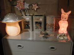 Bouton de Soie kid store, Lourmarin, France. Visual merchandising, shop display.