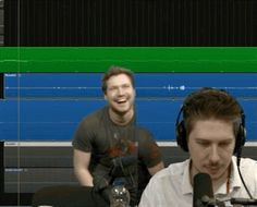 Smith is easily amused... >> love it, I really needed this lmao