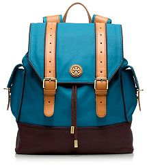 Pierson Backpack by Tory Burch. Wish I was still in school!