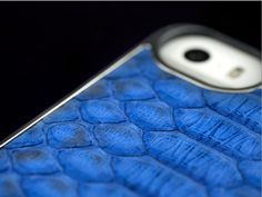 The Python Collection has 8 one of a kind skins and frames.  Including the Cobalt and Gold and Indigo with Silver.