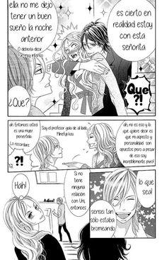 Kinkyori Renai Capítulo 18 página 8 - Leer Manga en Español gratis en NineManga.com