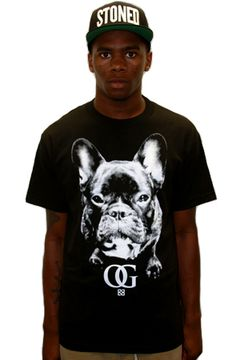 The Walter OG_Black_Shirt by 8103