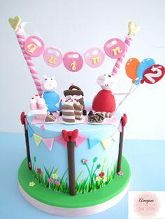 Peppa Pig - Peppa Pig picnic♥